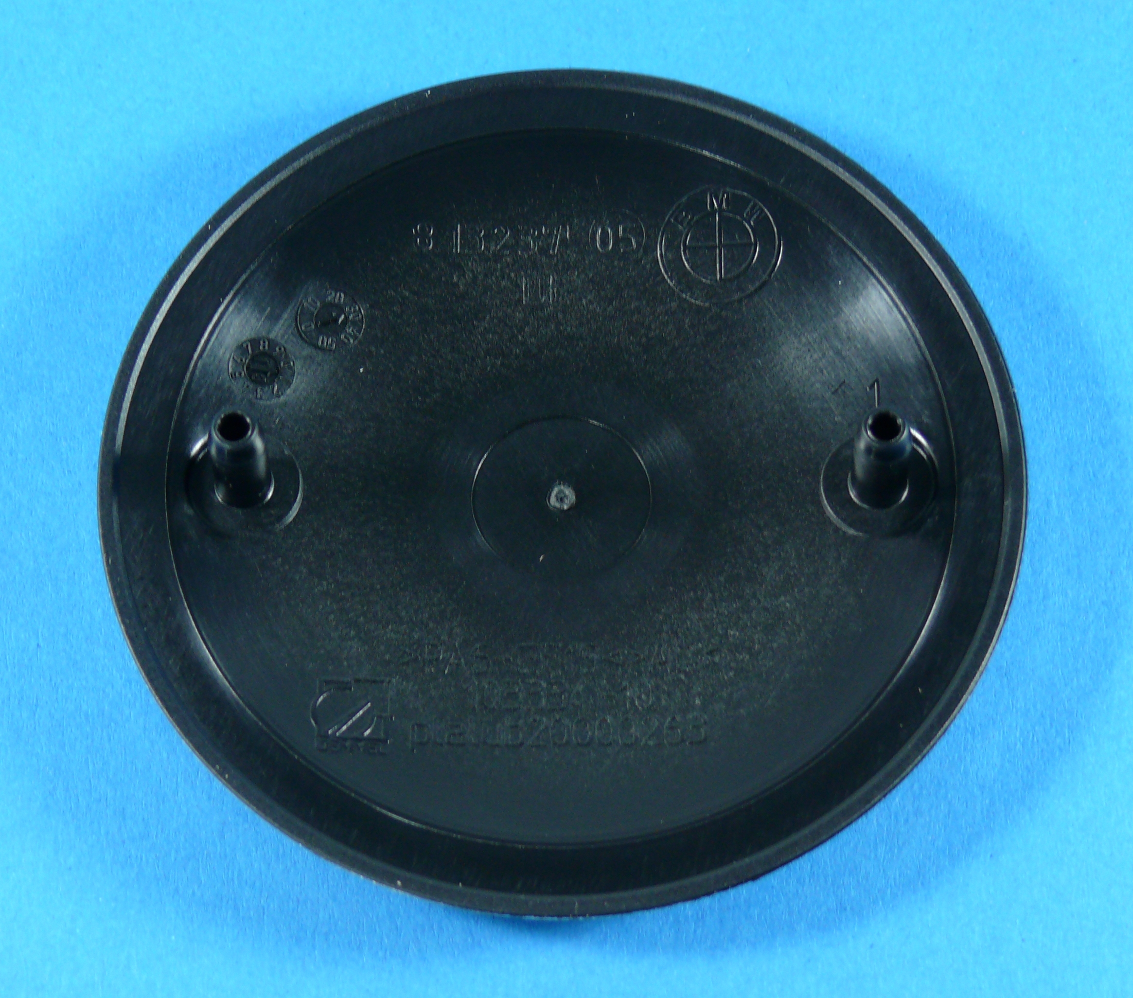 original bmw emblem logo f r die motorhaube fmw tuning. Black Bedroom Furniture Sets. Home Design Ideas