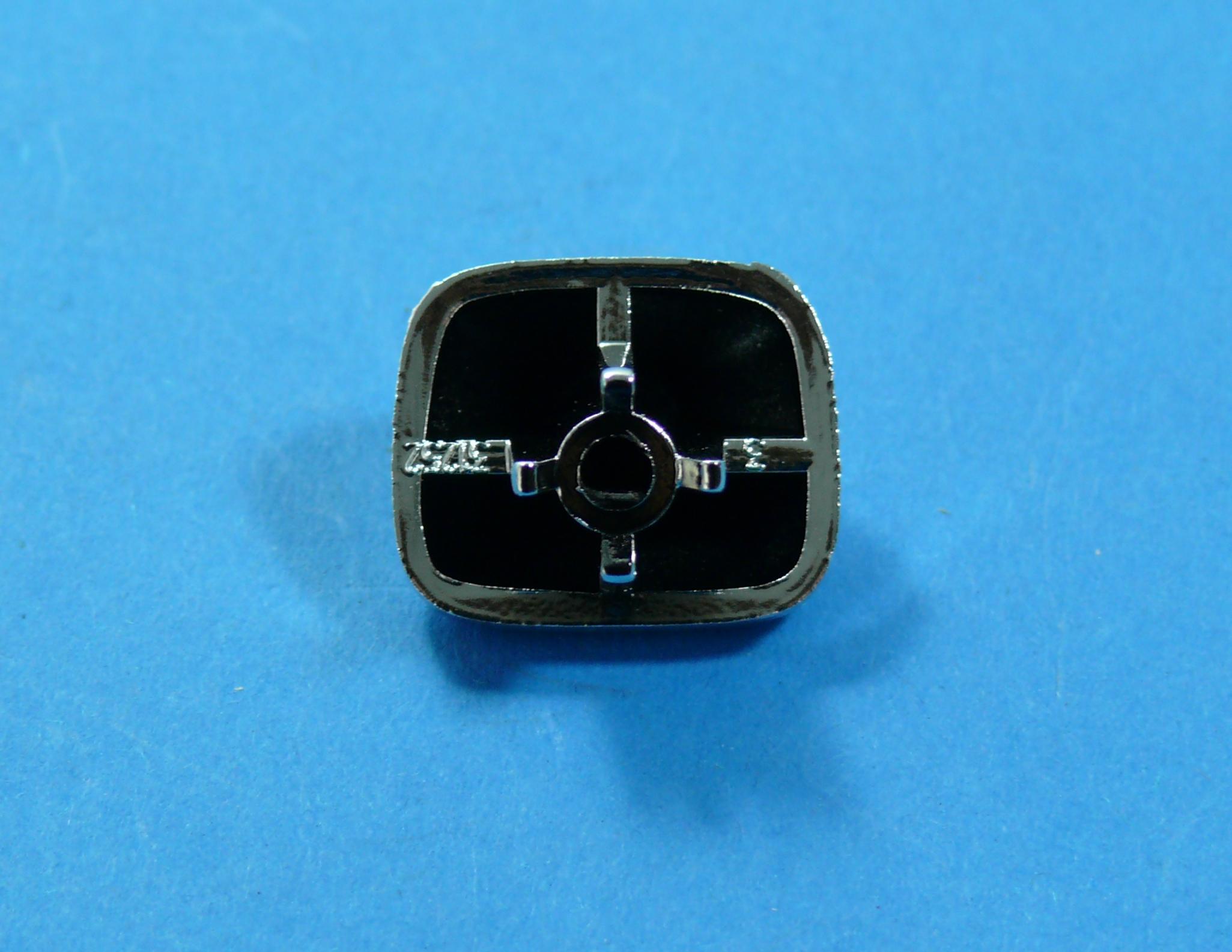 Chrome Mirror Button Tb Bmw E30 E32 E34 E36 Z1 Z3 Fmw Tuning Amp Autoteile