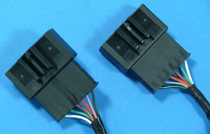 bmw e46 adapter adapterkabel f r led r ckleuchten neu. Black Bedroom Furniture Sets. Home Design Ideas