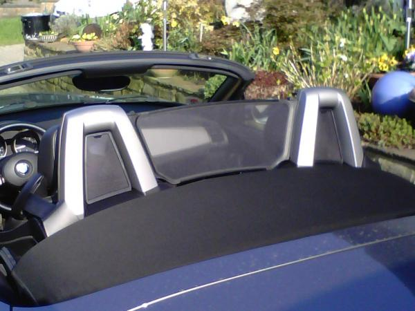 original windschott demontieren bmw z1. Black Bedroom Furniture Sets. Home Design Ideas