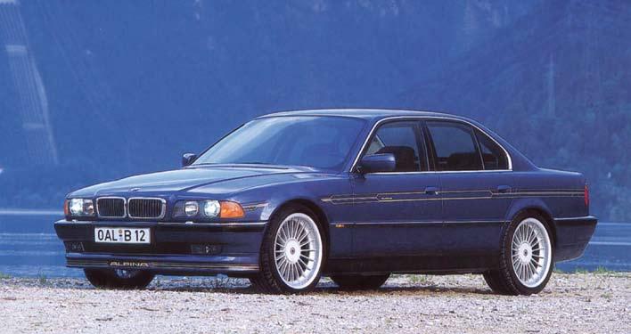 Alpina 4100284 - FMW Tuning - Ihr BMW Teile Online Shop