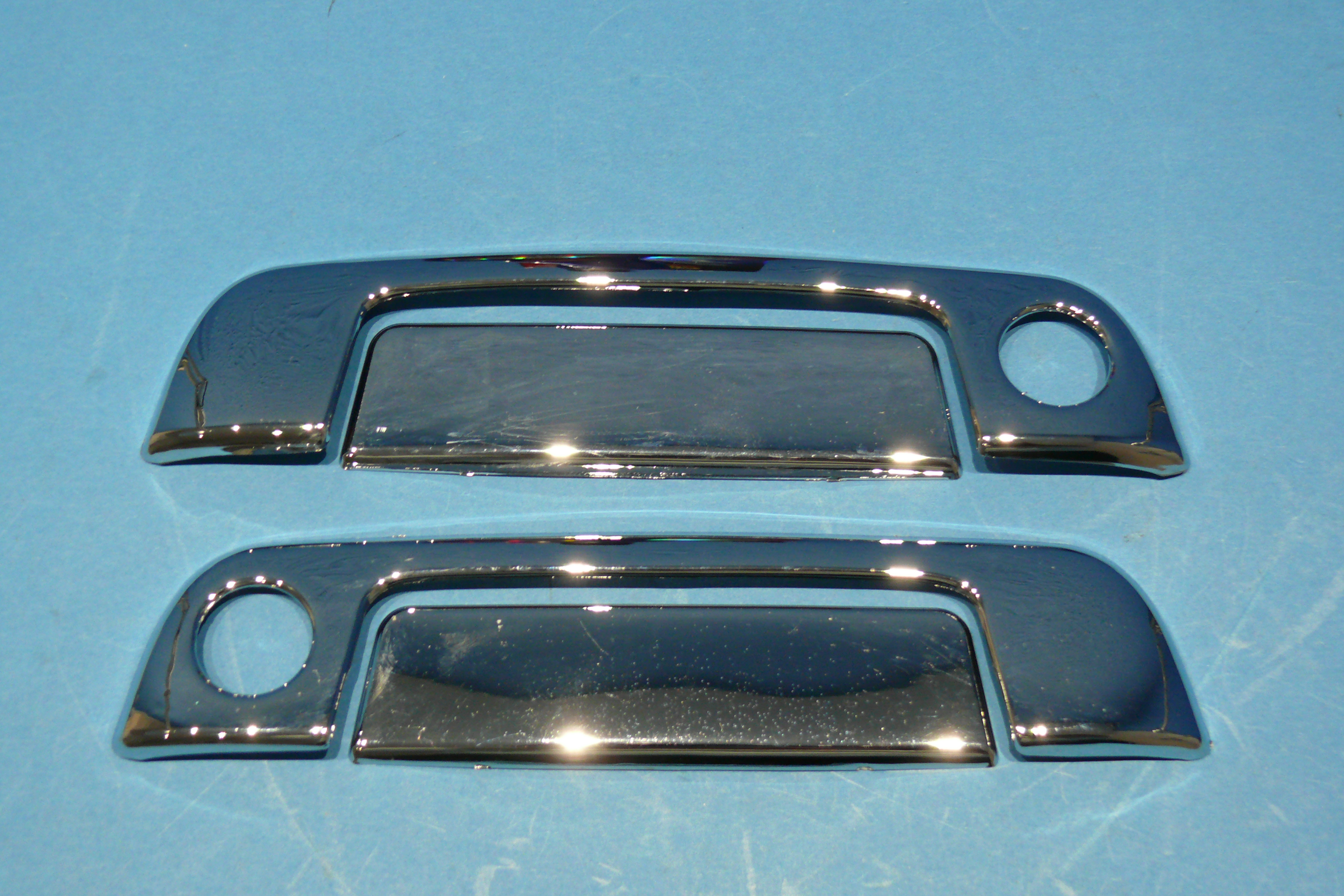 Door Handle Cover Chrome Fit For Bmw E36 2doors Z3 Fmw