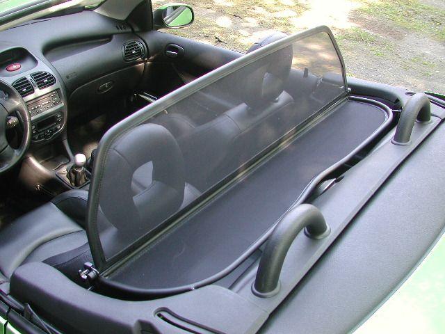 Windschott Peugeot 206CC - FMW Tuning - Ihr BMW Teile Online Shop