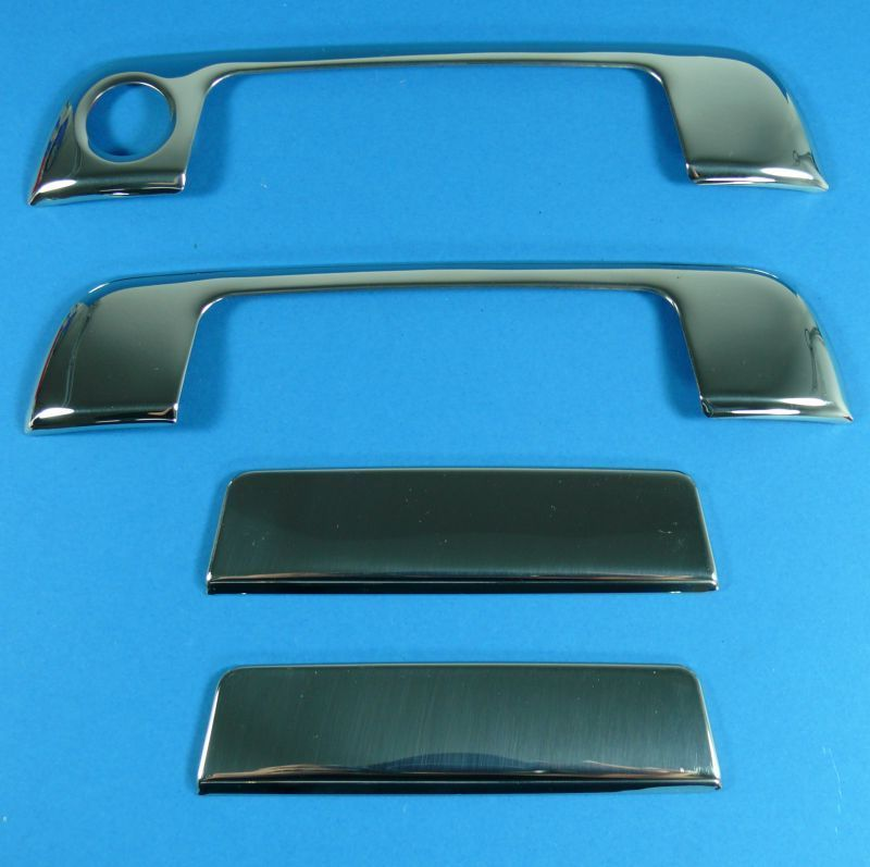 Bmw E36 Z3 Roadster Chrome Door Handle Cover With Radio