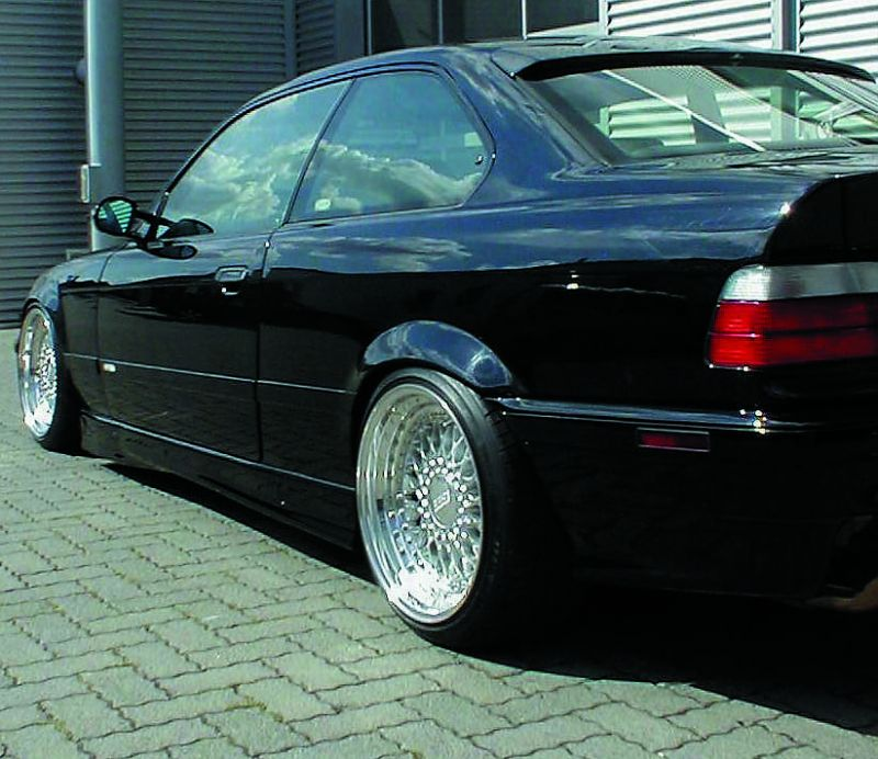 side skirt 2 pieces sport look for bmw e36 all not compact fmw tuning autoteile. Black Bedroom Furniture Sets. Home Design Ideas