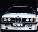 Alpina Schaltknauf Holz HOCHGLANZ gesteckt für BMW 6er E24//E63//E64//F06//F12//F13